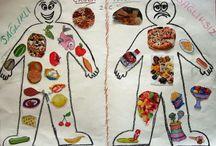 sağlıklı beslenme etkinlikleri