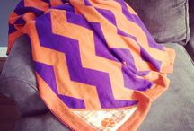 College Branded Throws/Blankets