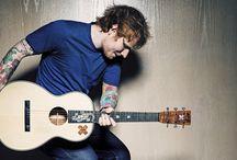 Ed Sheeran / by Hannah Castro