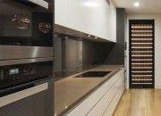 cave à vin maison cuisine / cave à vin de cuisine à intégrer sous un plan de travail, à encastrer dans un meuble de cuisine ou à poser librement