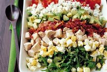 Salads & Pasta with Turkey / Turkey in pasta and salads - comfort food with a light touch! / by Minnesota Turkey