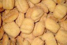 Biscoitinhos de cachaça do Barão. de cocais