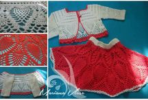 My own crochet projects