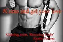 Rescuing Cade / February book release from Evernight Publishing, vanilla BDSM, contemporary erotic romance