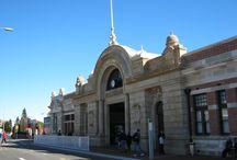 Fremantle / Photos of various landmarks and interesting buildings in Fremantle, near Perth.
