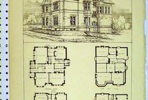Arquitecture drawings