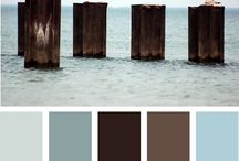 Colour palettes / by They Call Me Mummy
