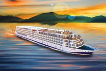 Uniworld River Cruises Line | Ships