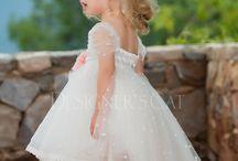 Βαπτιστικά ρούχα για κορίτσια / Φορέματα βάπτισης για κορίτσια summer collection 2016