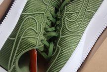 tênis / Nike Air Force One do Flavio