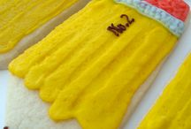 Back To School / Cookies for your teacher, classmates or after school snacks!