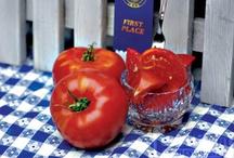 Vegetable Garden Ideas / by GardenGrrrl