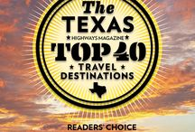 Texas, My Texas / by Emily Stone