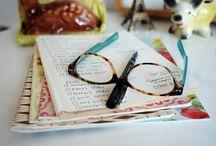 Journals / by Janet Henze