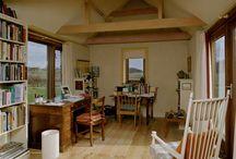 Writer's cabin