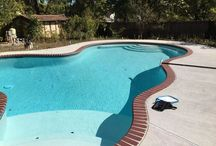 Free-form Swimming Pools