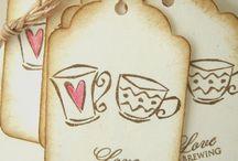 Tea party bridal shower / by Lishno W