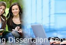 Online Dissertation Help / Dissertation helps to provide the best solution about all the services. Our experts done a terrific job here.