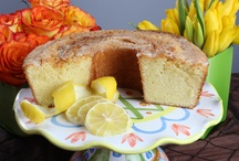 Our Delicious Cakes / by Miss Dottie's Pound Cake
