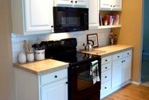 New Kitchen / by Jessica Donoho