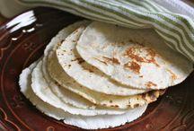 Gluten free tortillas
