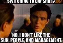 Nursing /Night shift humor