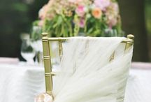 Decorating Wedding Chairs / by The Wedding Zone