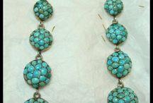 Victorian Turquoise Jewelry
