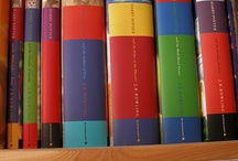 My books! / Since I read so much that I forget a lot of what I've read :)