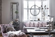 Homes and Antiques Christmas 2015 shoot