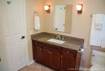Bathrooms for Insipration / Remodeled bathrooms for inspiration and ideas.