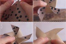 • paper craft kit •