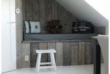 Slaapkamer Tijs