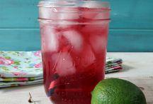 cherry lime soda