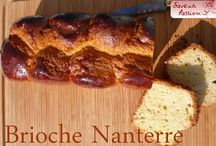 Pain brioche et viennoiserie - bread and buns