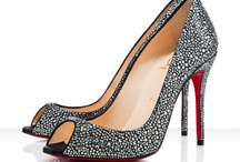 """Shoe Lust / I'm 5'7"""" and love to cheat gravity by adding on a few inches with fabulous shoes.  Unfortunately, my wallet disagrees with me most of the time.  I'm still holding out hope to own these bad boys."""