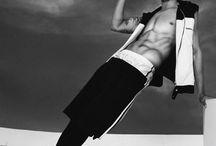 L'homme Sportif / menswear sportswear male models model tests