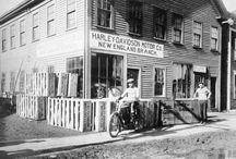 Historic Artifacts & Antiques of New England / Step back into the time machine for a look at the items and images that were a part of everyday life for New Englanders.