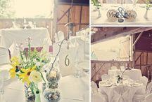 Wedding/events / by Ashlie Taylor