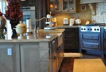 Kitchen Ideas / by Mindy Samet