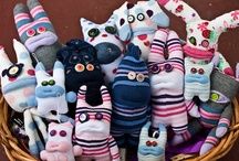 Sock Monsters / by Gilli Mew