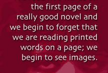 Books Make the World Better / by Jennifer McVey