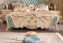 Yatak Odaları / Yatak odanıza romantik dokunuşlar