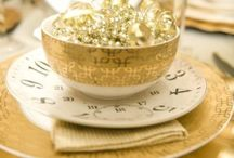 New Year's Eve Tablescape/Decor