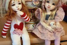 haru resin casting doll bjd