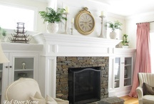Fireplace / by Tina Nitz | Nitz Photography Jacksonville & St. Augustine Florida
