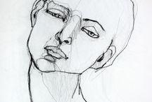 kunst portret