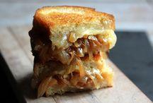 Sandwiches / Smörgåsar