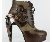 Ode to Steampunk / by Bahati Banks-Cox