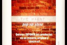 Pop Up Store The Haunt / Pop Up Store, The Haunt, 6 y 7 de Diciembre de 2014 Articulos dificil de encontrar en otros lugares!!! A buen precio, y en un lugar muy comodo para presentarlo